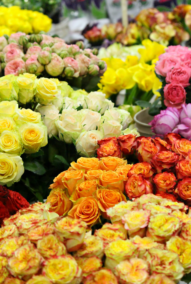 Flower Market Fresh