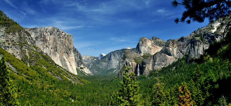 Yosemite Valley, Like heaven earth<br /> Photo # 53