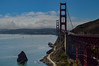 Golden Gate Bridge and the Bay