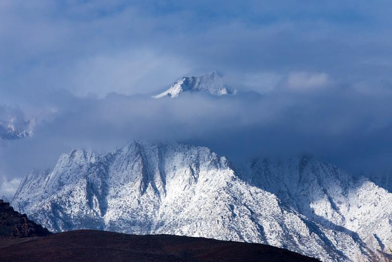 Lone Pine Peak and Alabama Hills, CA