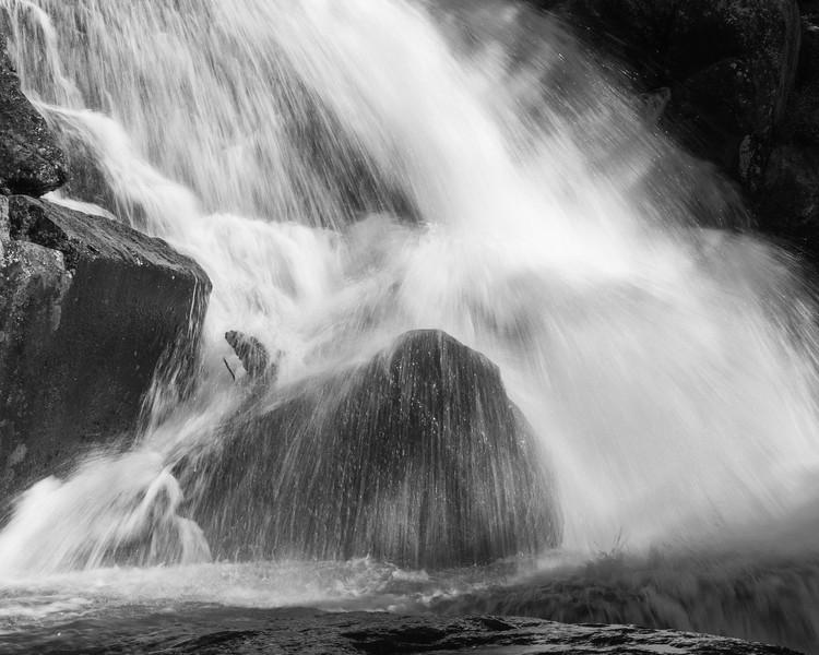 South Fork Tuolumne RIver Cascades, Yosemite National Park