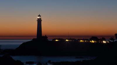 Pigeon Point Lighthouse Pescadaro, California