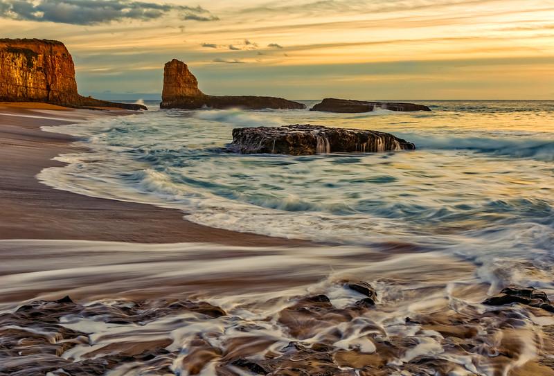 Sunset, 4-Mile Beach