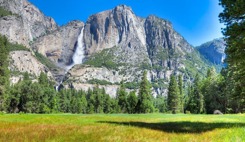 222 Yosemite Falls