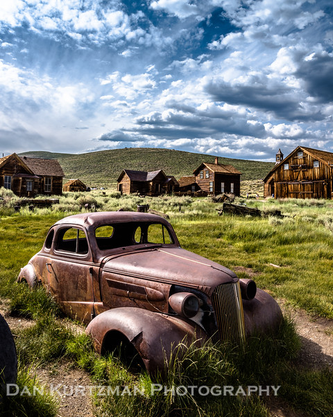 Arrested Decay, Bodie State Historic Park
