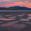 Cottonball Basin Sunset