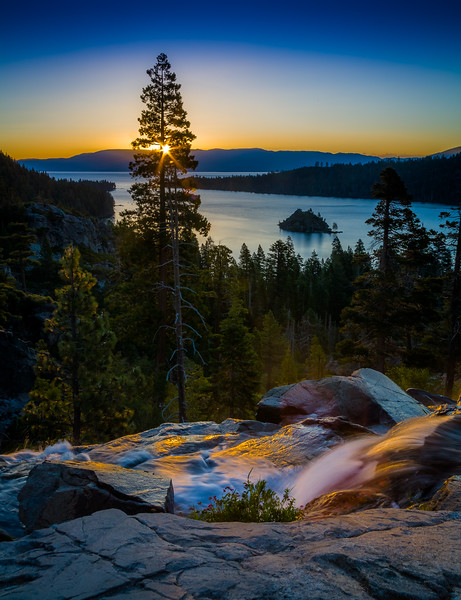 Eagle Creek – Lake Tahoe