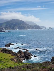 Big Sur Coastline, California  (30325)