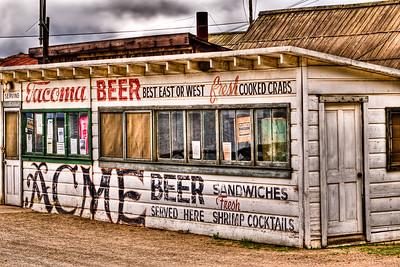 Tacoma Beer: at China Camp State Park