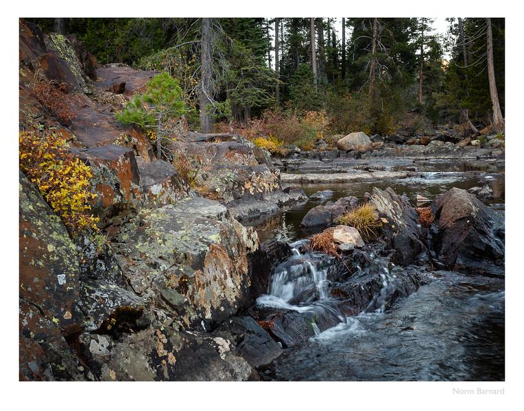 Rocks & Creek