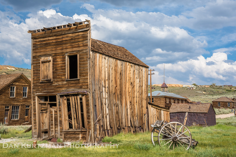 Bodie California Ghost Town