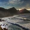 Early Evening Coast