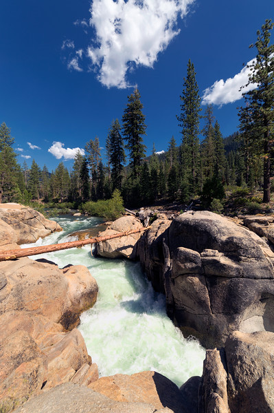 Boulders and Stanislaus River, Tuolumne County, CA