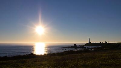 Pigeon Point Lighthouse Pescararo, CA