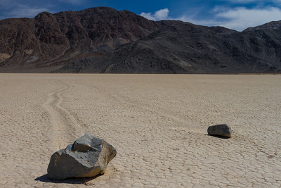 Racetrack Playa | Death Valley