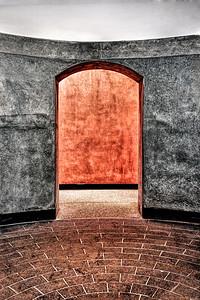 Doorway at the DeYoung