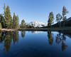 Kuna Crest Reflection, Yosemite National Park