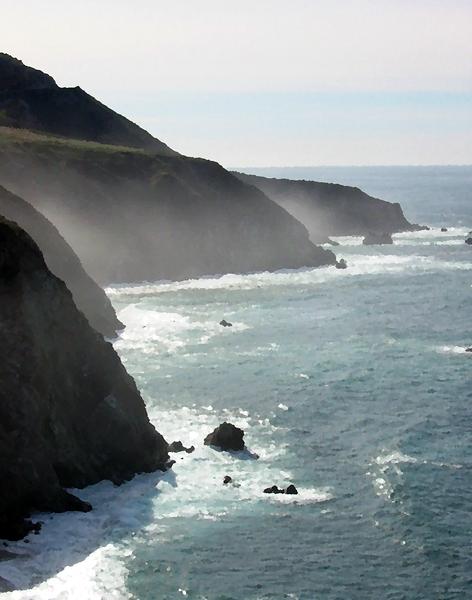 Pacific Coast, Highway 101