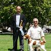 Field Trial/Select Dog Brigade's Oscar De La Britt MH Handlers; Michael Frane/Peggy Echavarria