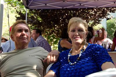Carl and Dena Miller