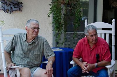 Jerry Cape and Joe Rodrigues