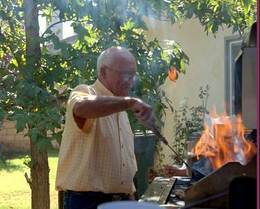 BBQ Guy, Ed Dixon