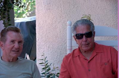 Carl Miller and Joe Rodrigues
