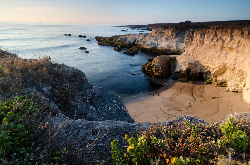 California Coast<br /> Montana de Oro Bluffs