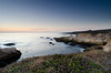 Bluffs Trail Sunset<br /> Montana de Oro, California