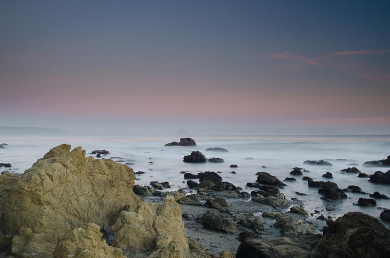 Pacific Coast Sunset<br /> Cayucos, California