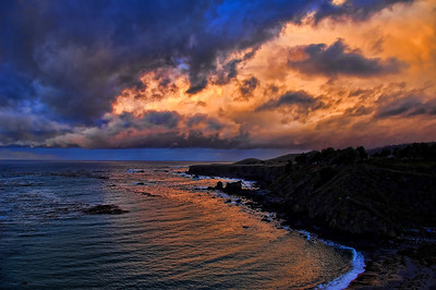 mencocino-coast-sunset-2