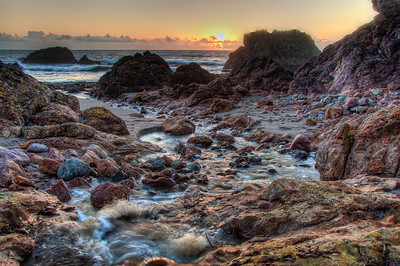 ocean-beach-creek-hdr