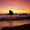 red-beach-sunset
