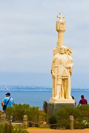 Don Cabrillo Monument5014