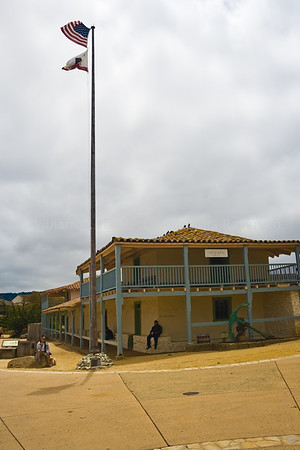 Custom House, Monterey1223