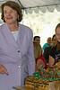 Senator Feinstein celebrates her own championship of the 1994 Desert Protection Act