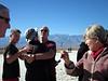 Are they admiring Telescope Peak?
