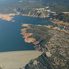 Oroville Dam, Jan. 2014. Photo courtesy of California Department of Water Resources.