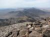 View along the ridge.