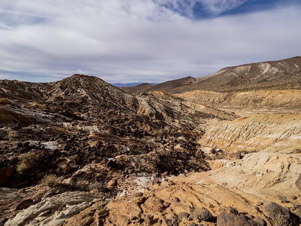 California Desert - Hikes and Scrambles