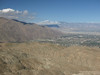 Looking over toward San Gorgonio from Murray Hill.