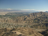 The desert cities to the NE of Murray Hilll - the closest community is Cathedral City.  Joshua Tree is in the distance.