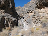 another small dry falls in the wash - these have all been fun and pretty easy to get up or around.
