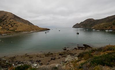 Catalina Harbor at Two Harbors
