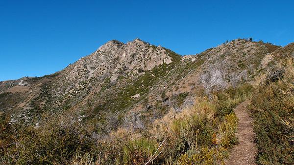Cone Peak  11.25.12