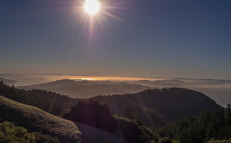Northern California Coast Range