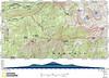 GPS track from my Alta Peak trip.