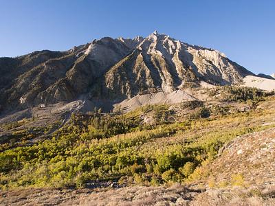Basin Mountain (13181')  9.28.13