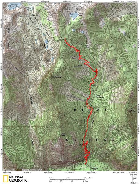 Goat Attemp Track