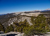 Looking across to the Boreal Plateau and the Western Sierra